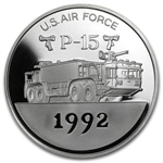 Joe's Fire-Truck Series - 2 oz Silver Rnd .999 Fine