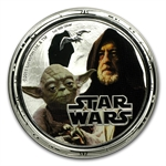 2011 Star Wars Proof Silver 4-Coin Set - Rebel Alliance