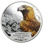 2012 1 oz Proof Silver Wedge-Tailed Eagle -Endangered & Extinct