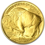 2007 1 oz Gold Buffalo MS-70 PCGS (Black Diamond)