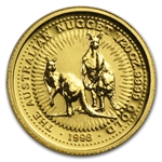 1998 1/20 oz Australian Gold Nugget