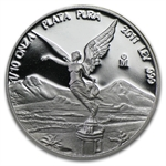 2011 1/10 oz Silver Libertad - Proof (In Capsule)