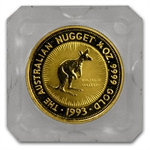 1993 1/4 oz Australian Gold Nugget