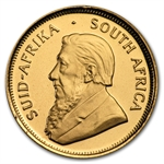 1988 1/4 oz Proof Gold South African Krugerrand