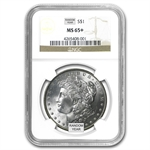 1878-1904 Morgan Dollar - MS-65+ Plus NGC