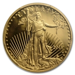 2011-W 1/10 oz Proof Gold American Eagle PR-70 PCGS