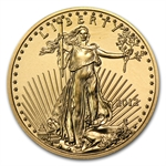 2012 1/4 oz Gold American Eagle - Brilliant Uncirculated