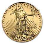 2012 1/10 oz Gold American Eagle - Brilliant Uncirculated