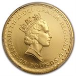 1987 1/4 oz Proof Gold Britannia PR-69 DCAM PCGS