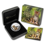 2011 1/2 oz Proof Silver Australian Bush Babies Dingo