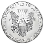2012 1 oz Silver American Eagle (Brilliant Uncirculated)