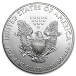 2012 Silver Eagles - SF Mint (20-Coin MintDirect® Tube)