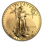 1996 1 oz Gold American Eagle - Brilliant Uncirculated