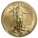 2011 1 oz Gold American Eagle NGC MS-70 (Early Releases)