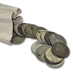 Morgan & Peace Silver Dollars 100-Coin Bag (Worse Than Cull)