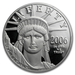 2006-W 1 oz Proof Platinum American Eagle PR-70 PCGS Registry Set