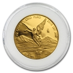 2010 1/2 oz Proof Gold Mexican Libertad