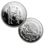 2010 Mexican Proof 3-Coin Prestige Set (1.2057 oz AGW, 4 oz ASW)