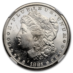 1878-1904 Morgan Dollars - MS-64 DPL Deep Mirror Proof Like NGC