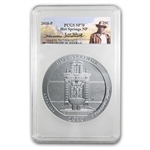 2010-P 5 oz Silver ATB Hot Springs SP-70 PCGS Roosevelt