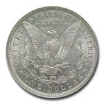 1882-O/S Morgan Dollar - AU-58 NGC VAM-5 EDS O over S Top-100