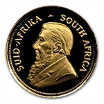 1991 1/10 oz Proof Gold South African Krugerrand