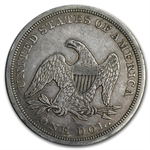 1859-S Liberty Seated Dollar - Extra Fine