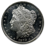 1879-O Morgan Dollar - MS-62 DPL Deep Mirror Proof Like NGC - CAC