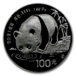 1987 1 oz Proof Platinum Panda NGC PF-69 Ultra Cameo