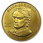 2011-W 1/2 oz Uncirculated Gold Eliza Johnson PCGS MS-70 (FS)