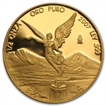 2007 1/2 oz Proof Gold Mexican Libertad
