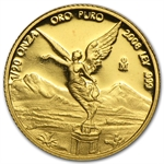 2008 1/20 oz Proof Gold Mexican Libertad