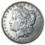1893-O Morgan Dollar - Brilliant Uncirculated