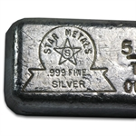 Star Metals 5.46 oz Silver Bar - .999 Fine