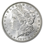 1897-O Morgan Dollar - Brilliant Uncirculated