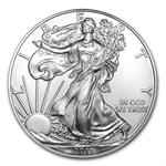 2011 (W) Silver Eagle - MS-70 PCGS - First Strike - WP Label