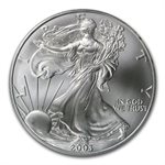 2003 Silver American Eagle - MS-70 PCGS - First Strike
