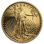 2012-W 1/2 oz Proof Gold American Eagle (w/Box & CoA)