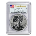2011-P (Reverse Proof) Silver Eagle PR-69 PCGS (FS) Blue Label