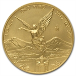 2012 1 oz Gold Mexican Libertad (Brilliant Uncirculated)