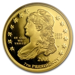 2008-W 1/2 oz Proof Gold Jackson's Liberty PR-69 DCAM (FS) PCGS
