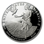 2011-W 1 oz Proof Platinum American Eagle NGC PF-70
