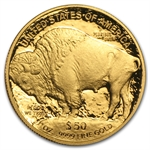 2012-W 1 oz Proof Gold Buffalo (w/Box & CoA)