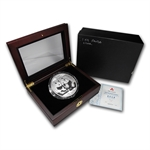 2009 (Kilo Proof) 32.15 oz Silver Chinese Panda (W/Box & Coa)