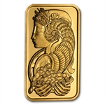 20 gram Pamp Suisse Gold Bar (No Assay)