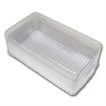 Empty Perth Mint Gold Bar Soft Plastic Storage Box (Used)