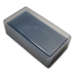 Empty Pamp Certified-Bar Hard Plastic Storage Box (Used/Regular)