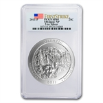 2011-P 5 oz Silver ATB Olympic SP-69 First Strike PCGS