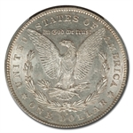 1879-S Morgan Dollar - Reverse of 1878 MS-62 PCGS