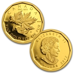2012 Gold Canadian $1 Million Coin 5th Ann. 5-Coin GML Proof Set